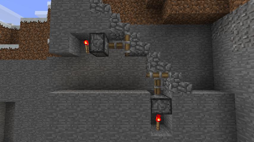 Minecraft Secret Passage Behind Staircase Arqade