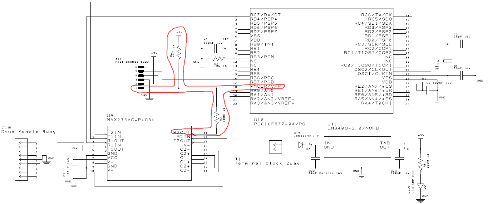 Electrical Work Pictures: Arm unable to program freescale