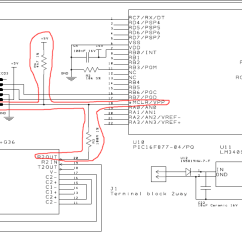 8 Pin Usb Ge Dryer Timer Wiring Diagram Microcontroller - How To Protect A Max232 From Pic Programming High Voltages? Electrical ...