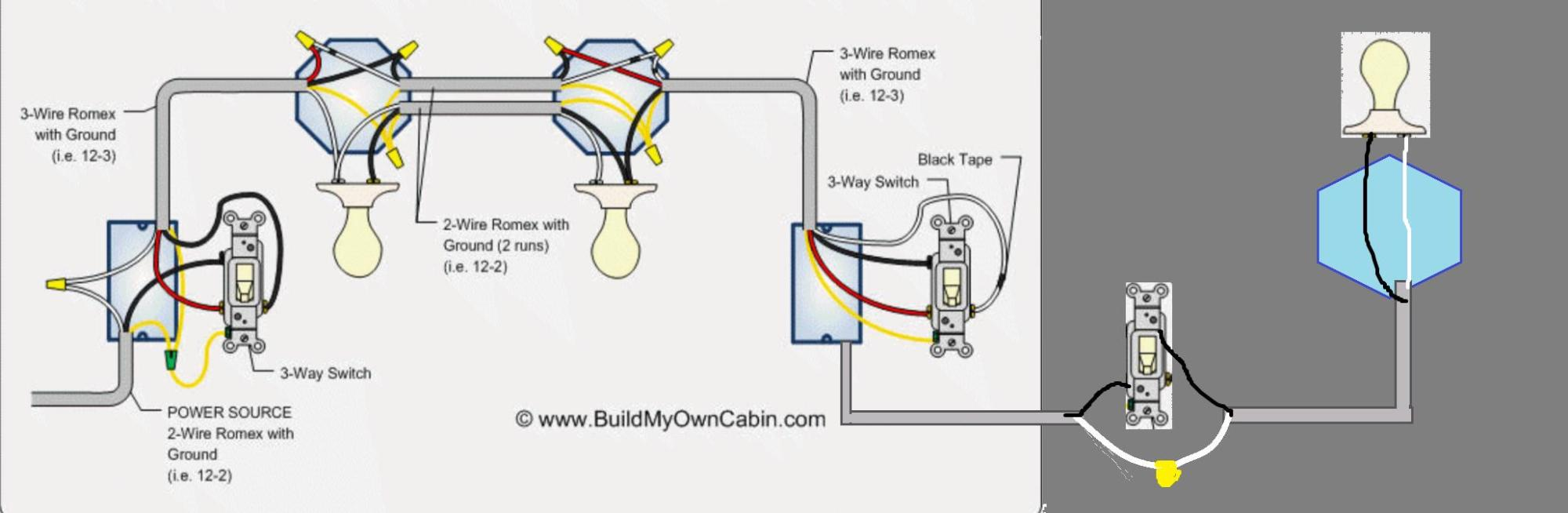 hight resolution of wiring 3 way switch with ground 2 database wiring diagram 3 way switch wiring diagram 2wire