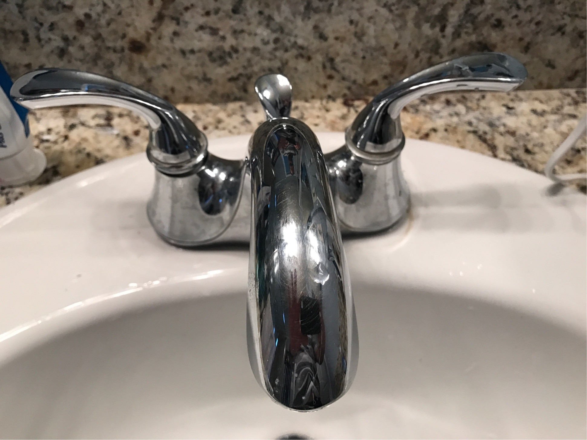 plumbing  Tightening a bathroom faucet  Home Improvement
