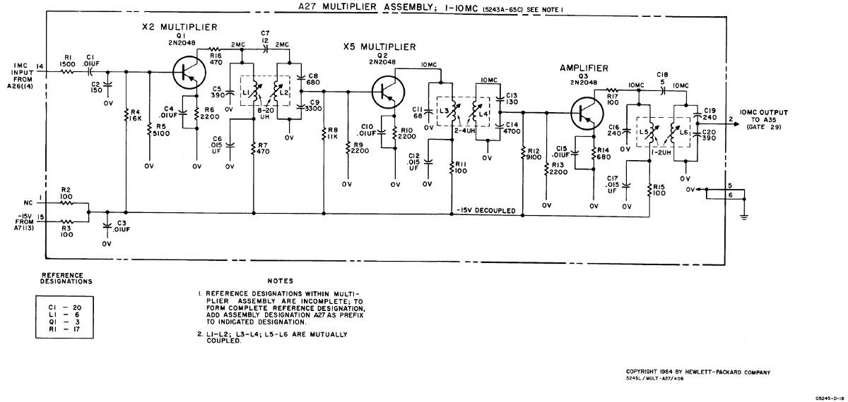 Inductor Voltage Multiplier Schematic, Inductor, Get Free
