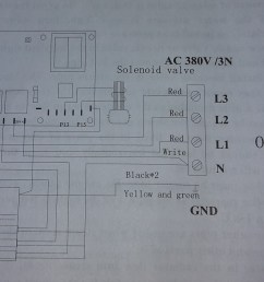 heater connections controller connection 2 diagram  [ 1294 x 684 Pixel ]