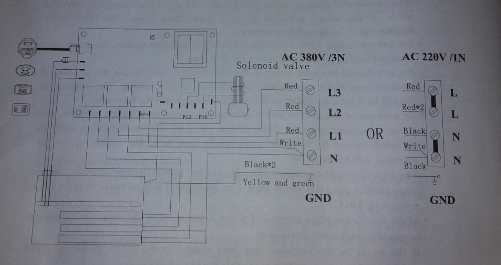 medium resolution of  heater connections controller connection 2 diagram