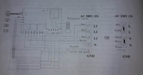 small resolution of  heater connections controller connection 2 diagram