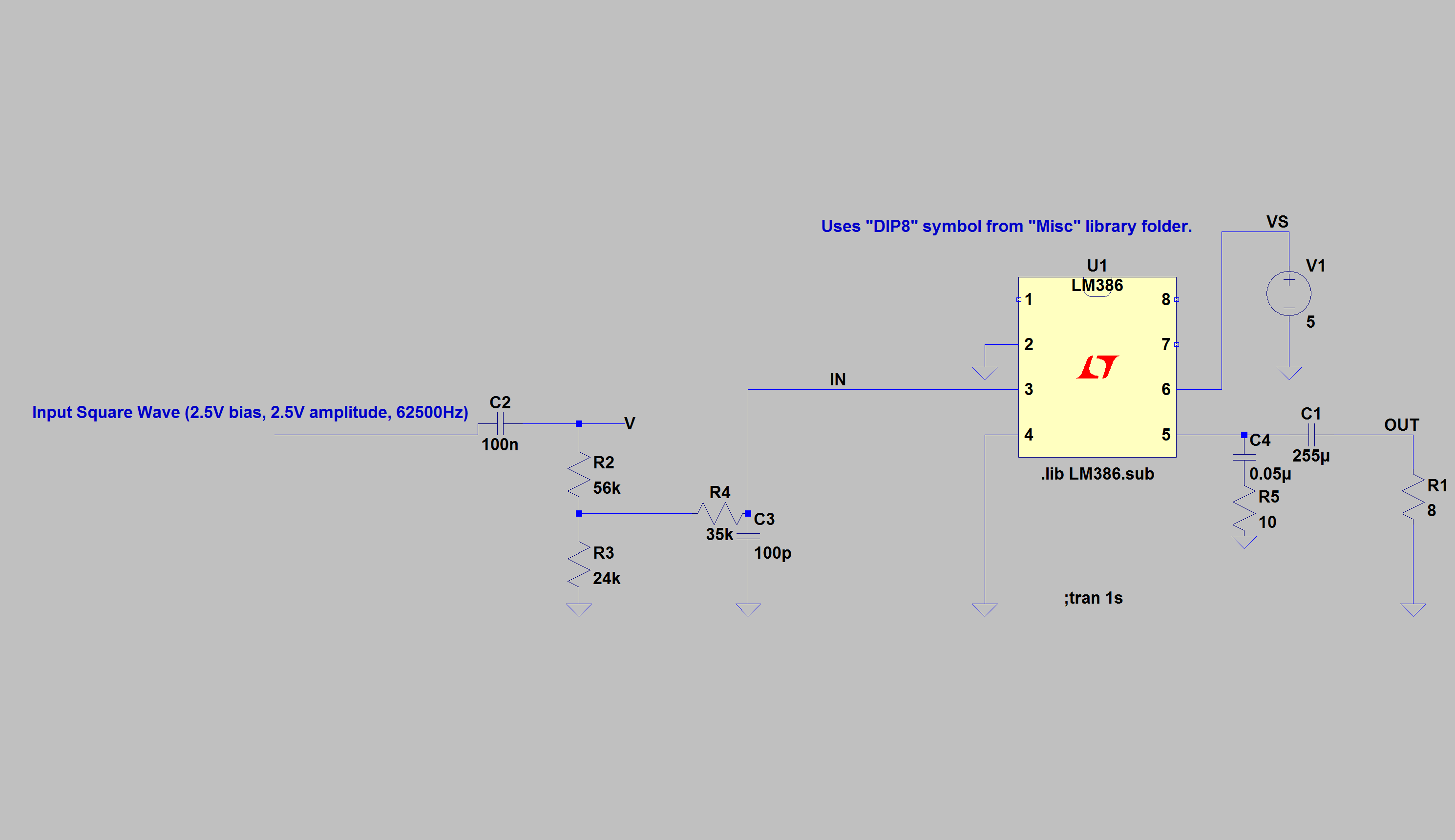 Not understanding why my resistor R4 for the circuit