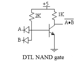 What are the rules for combining transistors to form