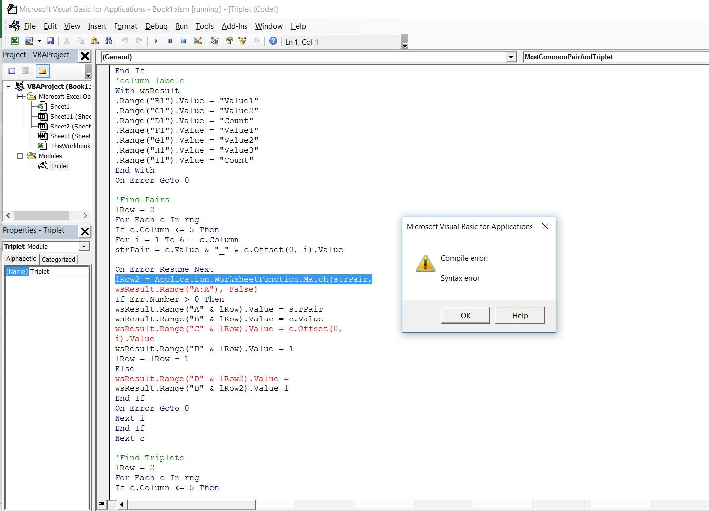 Worksheetfunction Find Method