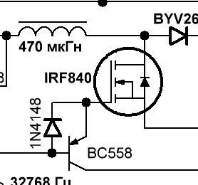 Complementary transistor pair with a bipolar transistor