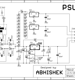 bench power supply issues that rouse during build electrical 12v power supply schematic power supply schematic [ 1859 x 1349 Pixel ]