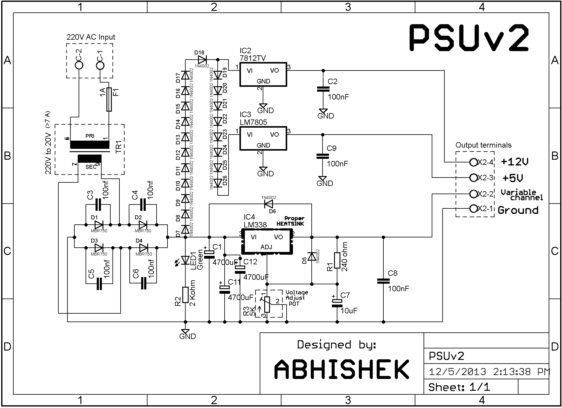 hight resolution of bench power supply issues that rouse during build electrical 12v power supply schematic power supply schematic