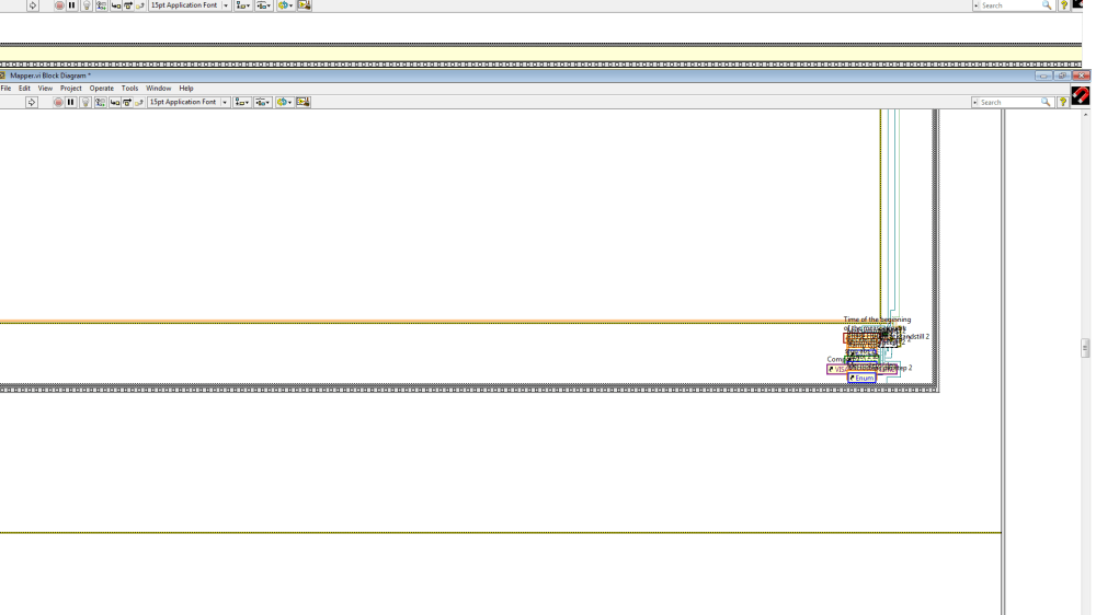 medium resolution of labview creating subvis makes the block diagram expand