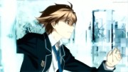 guilty crown - anime