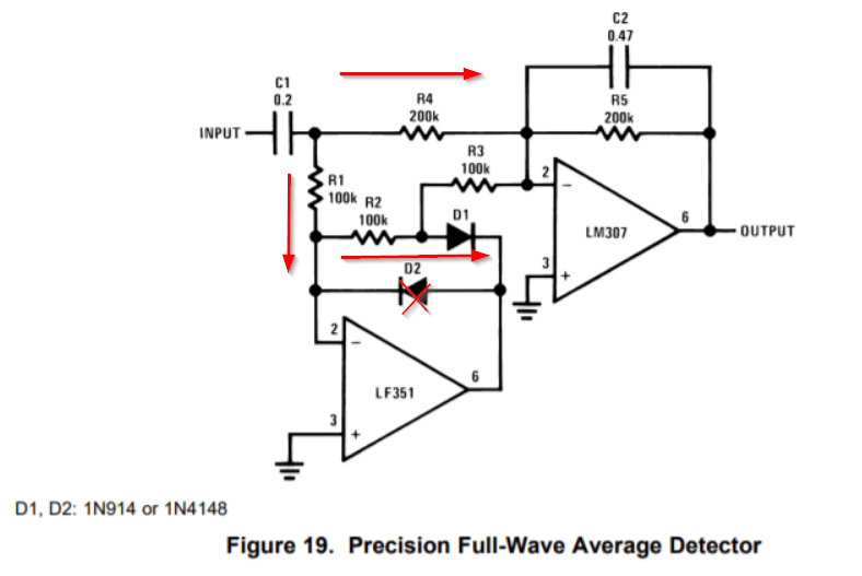how does this rectifier work electrical engineering stack exchange