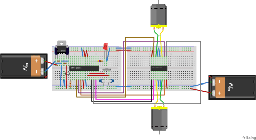 small resolution of circuit used for my question