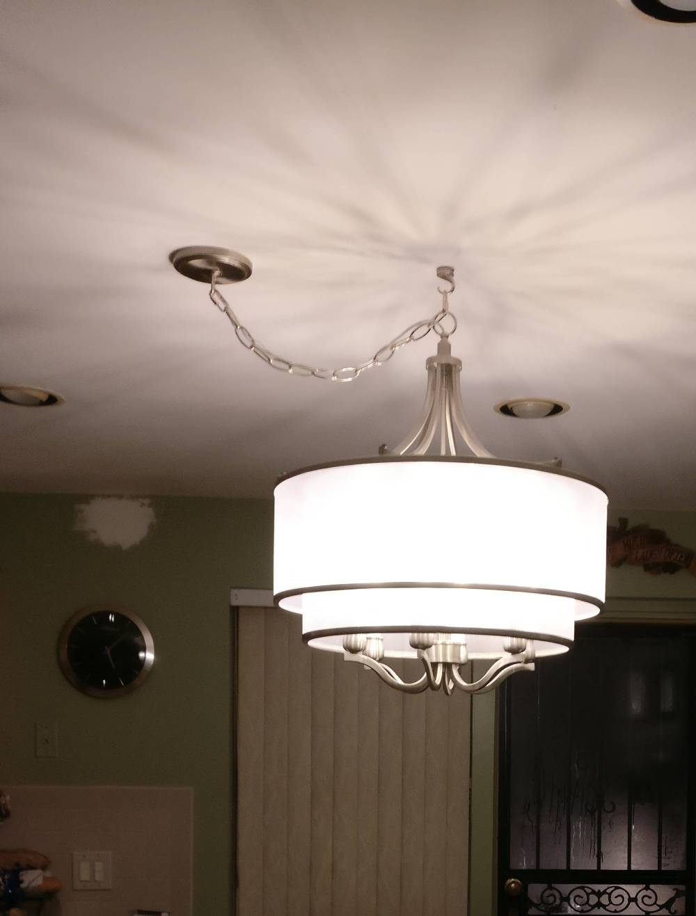 medium resolution of chandelier installation and switch wiring closed