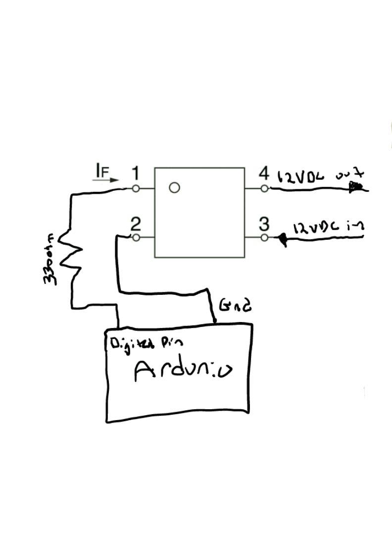 mosfet ssr schematic