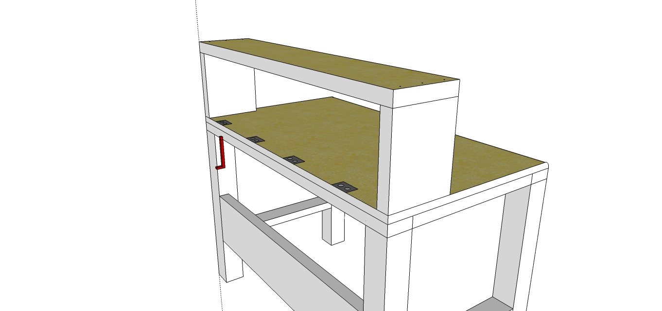 hight resolution of workbench