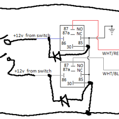 Automotive Electric Fan Relay Wiring Diagram Block Reduction Rules Do I Need A Flyback Diode With An Electrical Complete