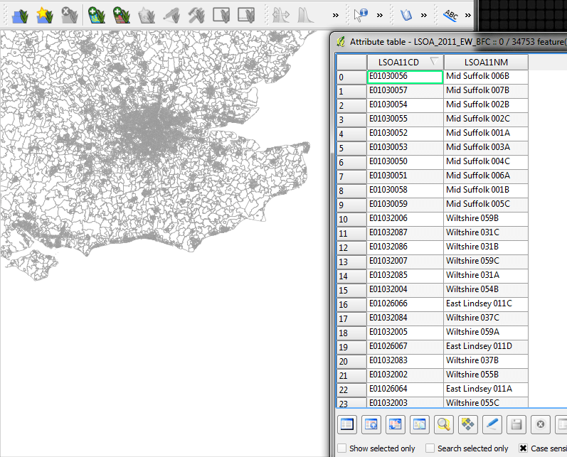 How to join data from a CSV to a shapefile using QGIS