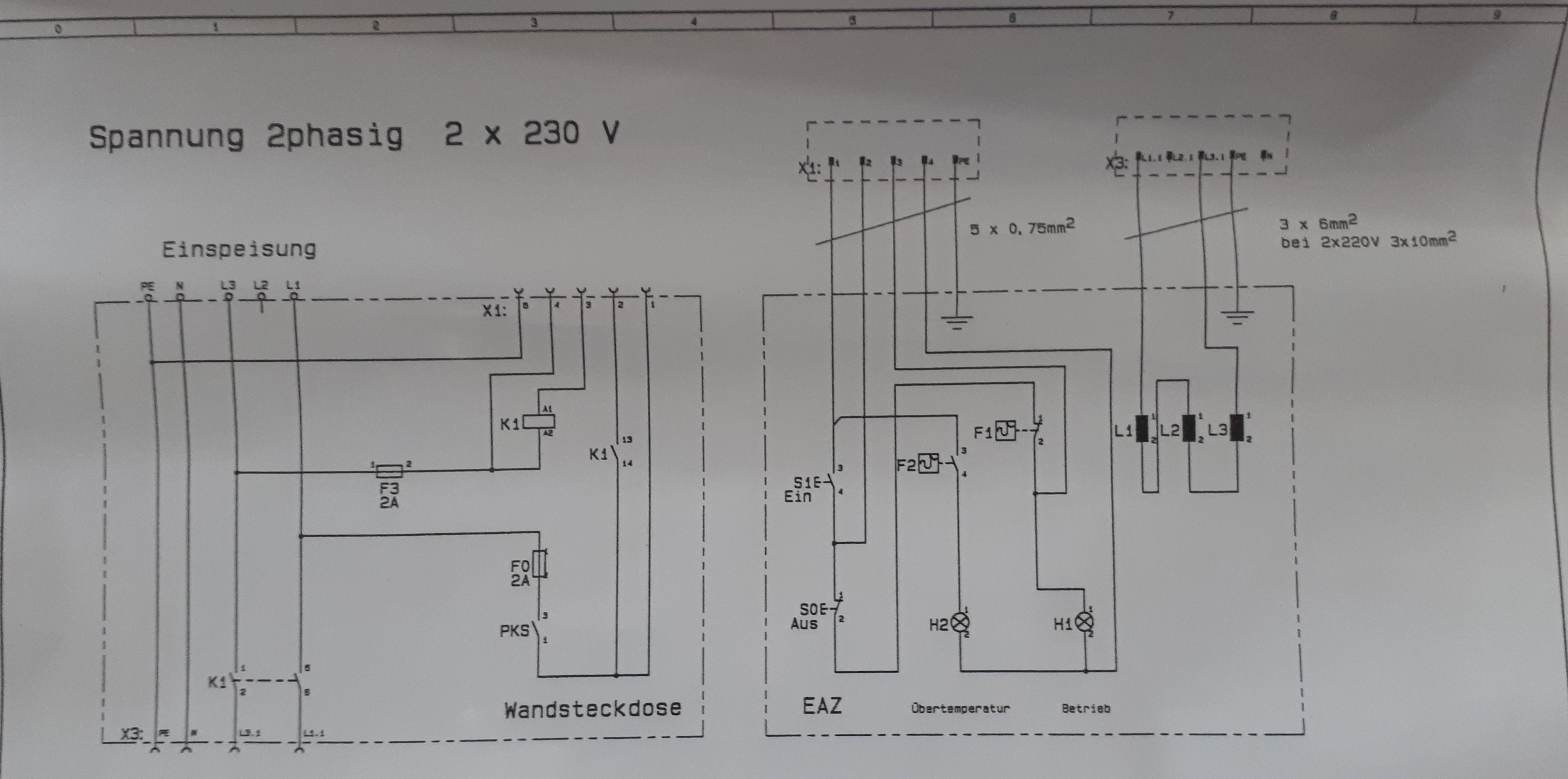 three phase converter wiring diagram index of postpic 2015 07 7 pin knorr wabco trailer cable 380v 3 380 v to 230 electrical engineering stack exchangethe supply power is which means between each hot wire volts can be