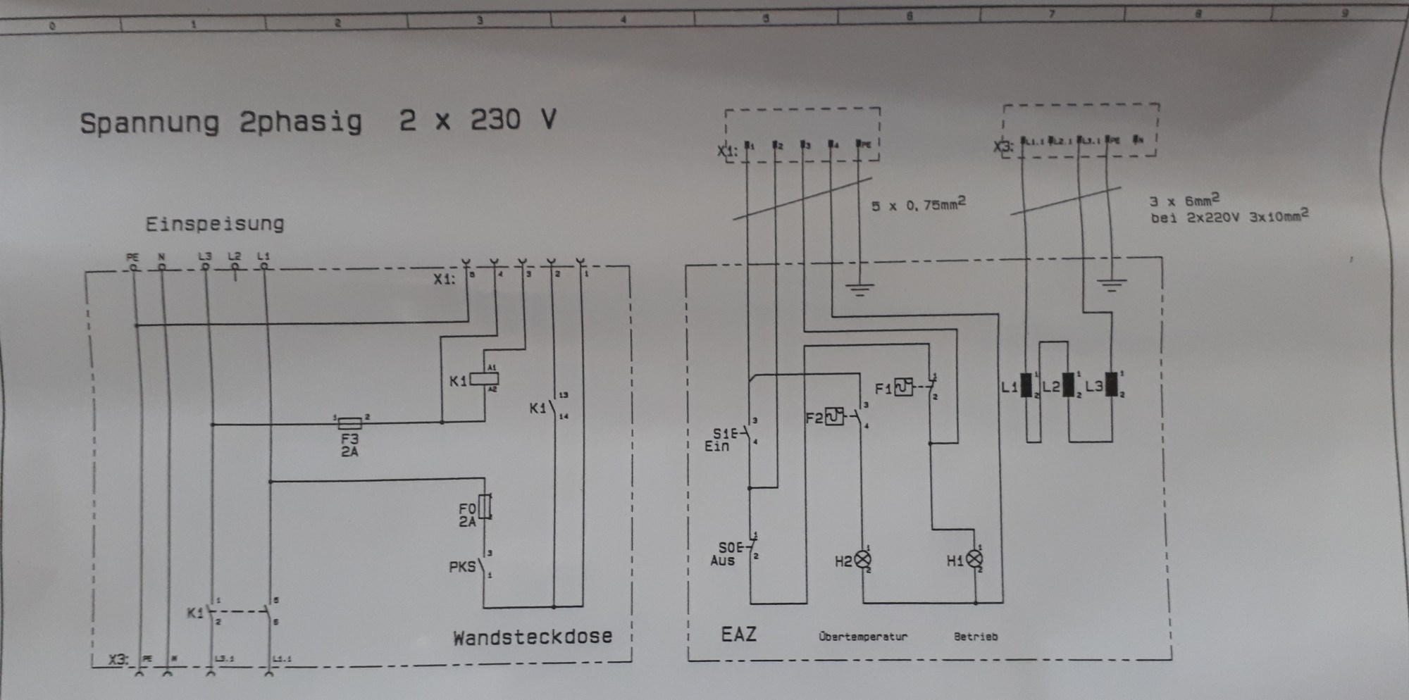 hight resolution of 3 phase 380 v to 3 phase 230 v electrical engineering stack exchange 220 volt 3 phase motor wiring diagram phase 220 volt wiring diagram