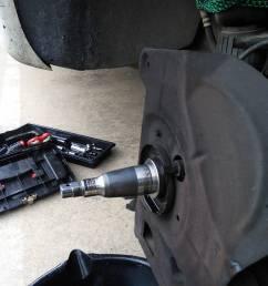 2001 f150 4 6l 2wd front wheel bearing replacement motor vehicleenter image description here [ 2592 x 1944 Pixel ]