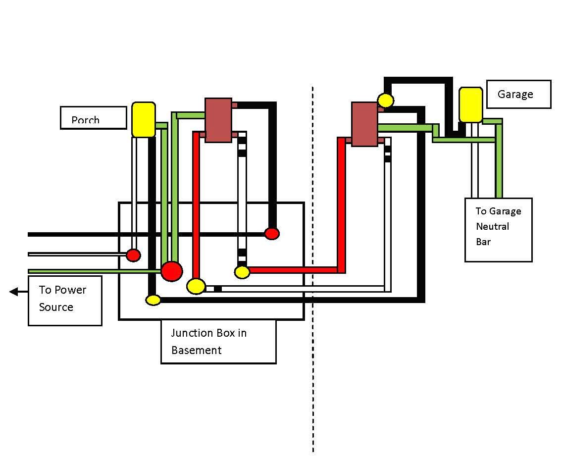 House Wiring Lighting Circuit