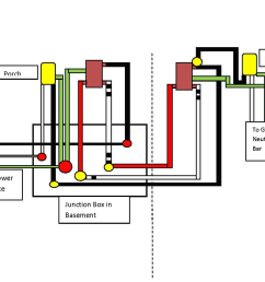 3 wire romex diagram simple wiring schema house wiring 3 wire 3 wire schematic wiring diagram [ 1135 x 927 Pixel ]
