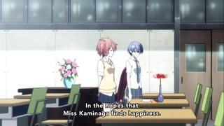 akuma no riddle  What is the significance of the flowers