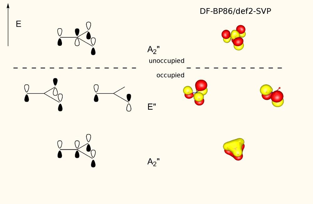 medium resolution of pi system of nitrate