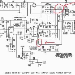 Atx 450w Smps Circuit Diagram 400ex Wiring Power Supply - Half Bridge Converter Electrical Engineering Stack Exchange