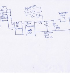 question regarding rectifier design using diode  [ 1280 x 989 Pixel ]