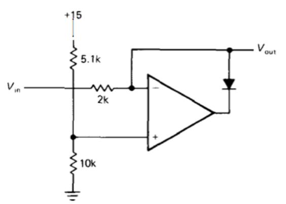 voltage clamp circuit