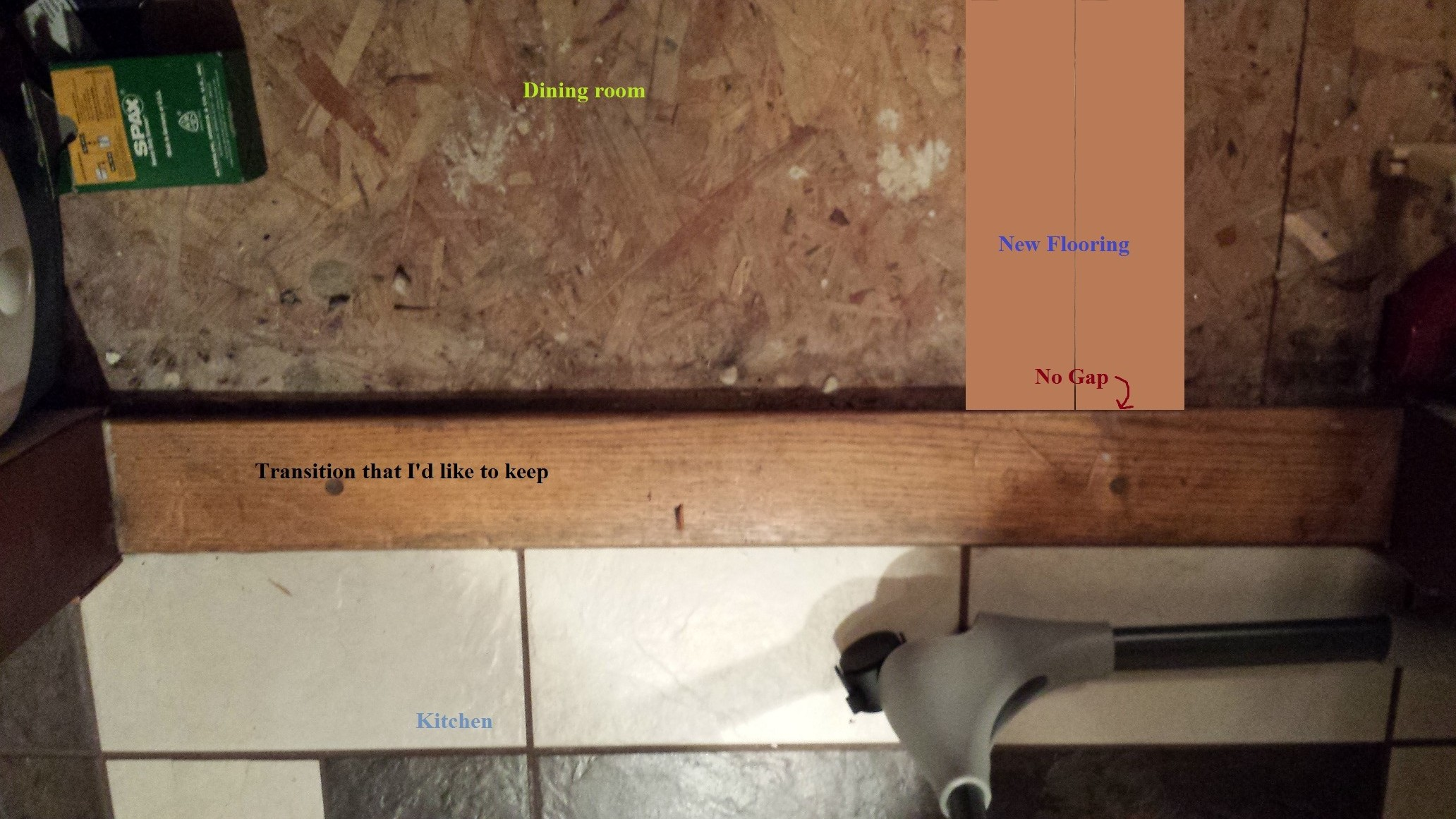 flooring  Do I really need an expansion gap around the