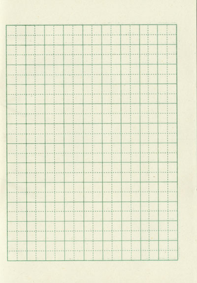 writable graph paper