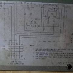 Hard Start Capacitor Wiring Diagram For Jvc Car Radio York Blower Motor A Replacement Hvac An American Standard Heatwiring Image 1 Of 2