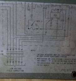 wiring a replacement hvac blower motor for an american standard heat american standard compressor wiring diagram [ 3884 x 2168 Pixel ]