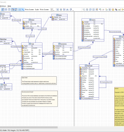 chinook database diagram [ 1503 x 977 Pixel ]