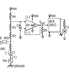 flame sensor schematic new wiring diagram flame rod wiring diagram [ 2117 x 1353 Pixel ]