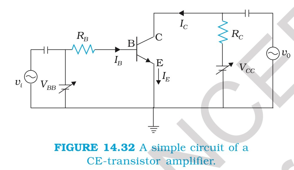 medium resolution of  amplifier circuit diagram discussed is given below circuit