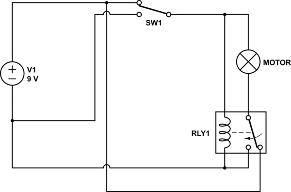 wiring diagram for forward reverse single phase motor 1999 jeep grand cherokee switches is it possible to change direction of dc using a 3 schematic