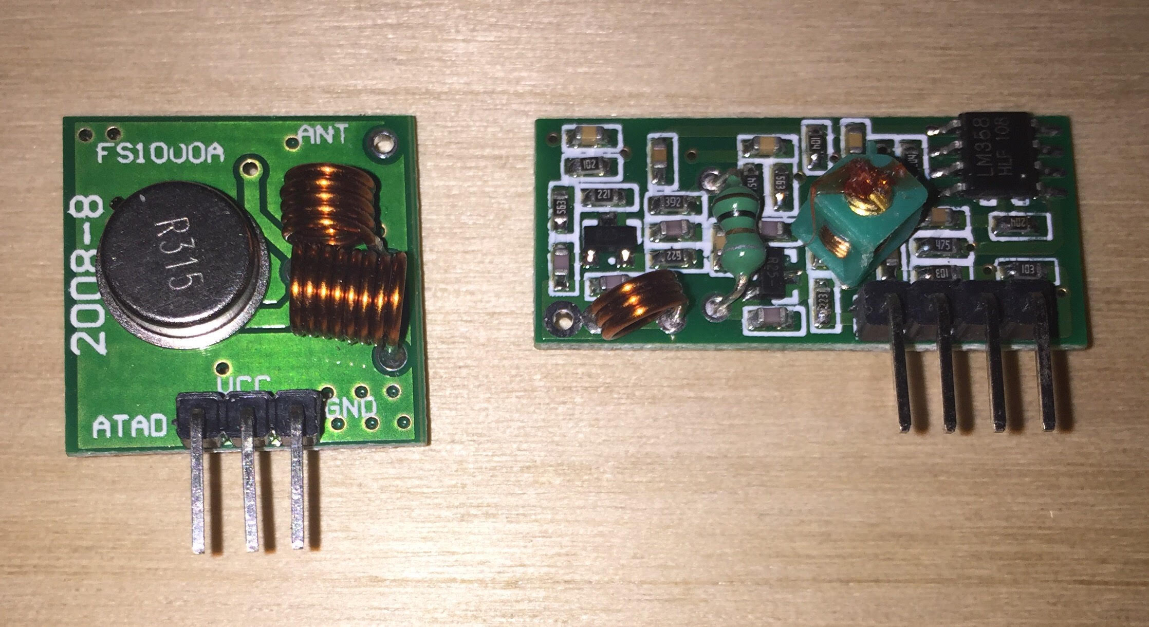 Rf Radio Frequency Transmitter Circuits