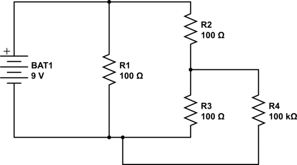 When does and when doesn't current flow to ground