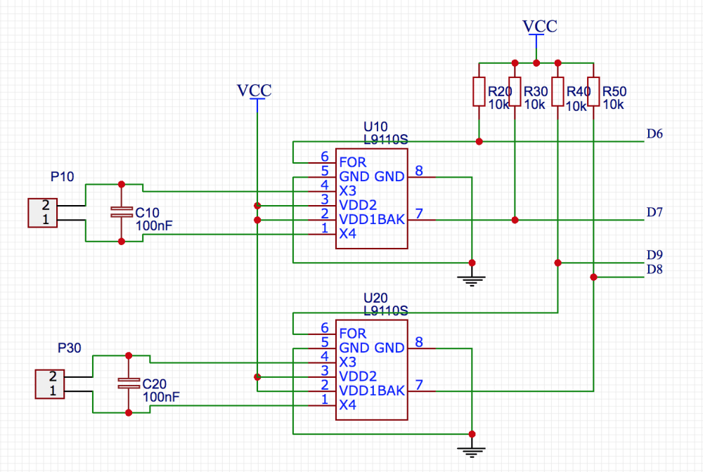 medium resolution of i have used the following schematic updated enter image description here