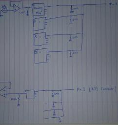 analog audio switching circuit ground loop noise problem rj9 to 3 5mm wiring diagram [ 1552 x 873 Pixel ]