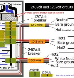 taking two 120 volt outlets and combining into 240 volts rh electronics stackexchange com 120v wiring colors smoke detector interconnect wiring diagram [ 1200 x 783 Pixel ]