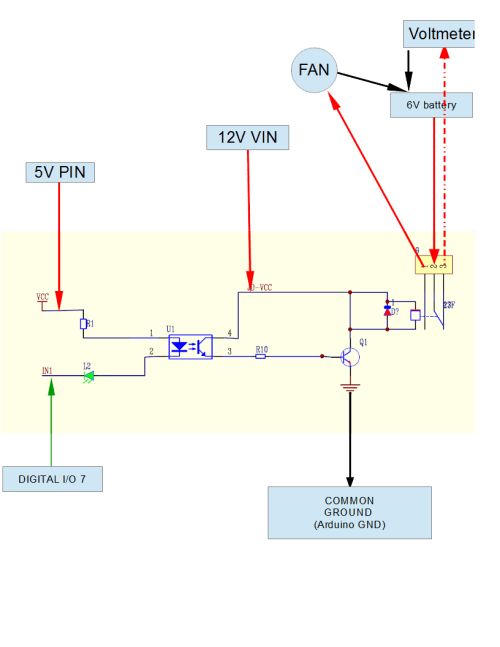 small resolution of wiring relay