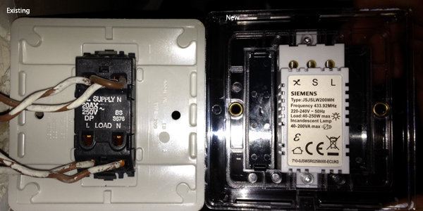 Double Light Switch Wiring Neutral