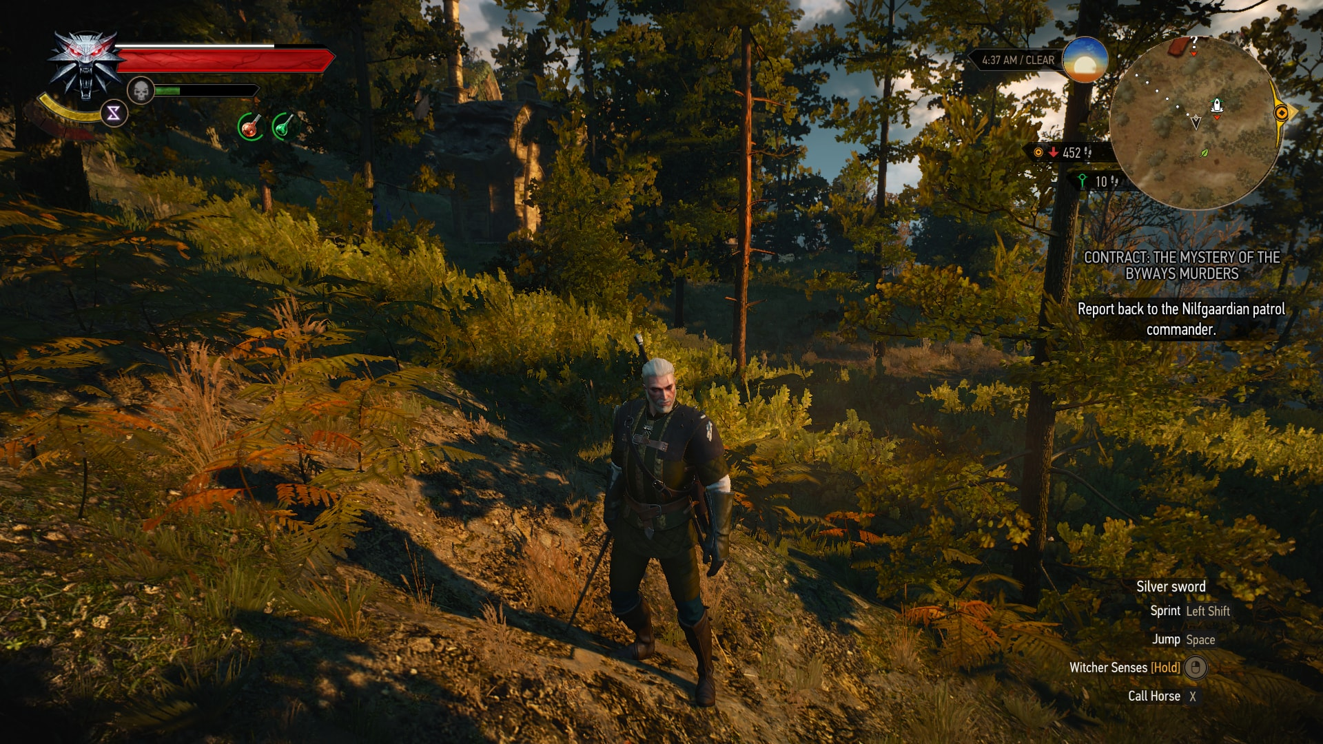 Pc The Witcher 3 Is It Possible To Take Screenshots In